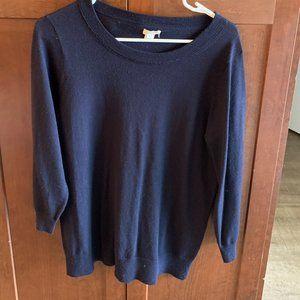 J. Crew Merino Charley Sweater
